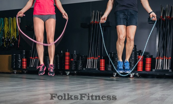 does jumping rope build calf muscles